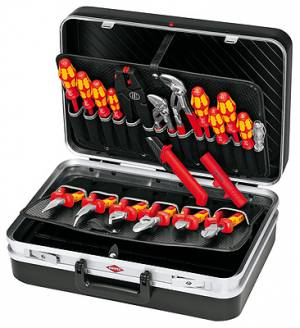 "Tool Case ""Electric"" 20 parts Ref 00 21 20"