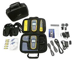 Fluke Networks ACK-LRAT2000 Network Tech Troubleshooting Kit
