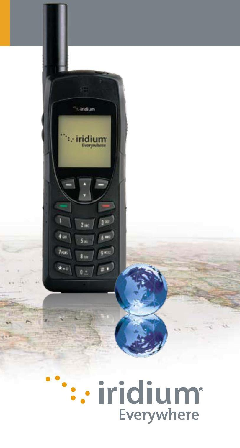 Iridium 9555 Satellite Phone - Afrikanet