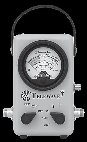 Low Frequency Broadband Wattmeterwith