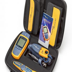 Fluke Networks MS2-KIT MicroScanner2 VDV Cable Verifier Pro Kit