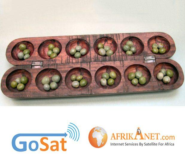 Afrikanet Et GoSat Sponsorisent Le Songo Au Gabon